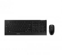 Tastatur/Maus Set Cherry B.Unlimited kabellos, deutsch, weiß/grau