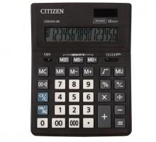 Tischrechner CDB1601 schwarz 16-stellig, New Buisiness Line,