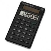 Taschenrechner ECC110 Eco, 8-stellig,