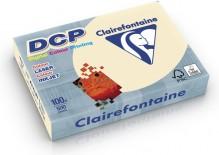 DCP Papier für Farblaser/Inkjetdruck A4, 100g, elfenbein