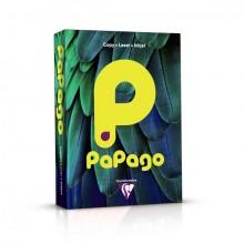 Kopierpapier Papago A4, 160g kanariengelb, intensiv