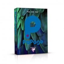 Kopierpapier Papago A4, 160g kobaltblau, intensiv