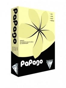 Kopierpapier Papago A3, 80g, gelb pastell