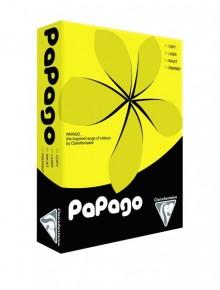 Kopierpapier Papago A3, 80g kanariengelb, intensiv