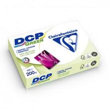DCP green Kopierpapier, A4, weiß, 200g, 250 Blatt, Recycling,