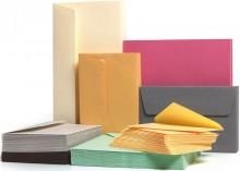 Farbiger Umschlag C6 120g/qm HK Kanariengelb 20 Stück