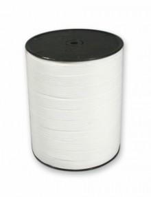 Geschenkband matt, 250mx10mm, weiß