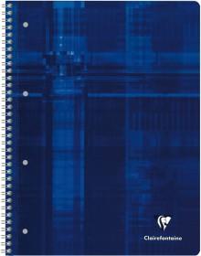 Collegeblock A4 liniert A4, mit Rand rechts, 80 Blatt, 90g/qm