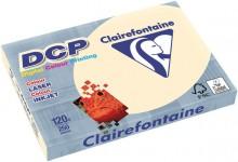 DCP Papier für Farblaser/Inkjetdruck A4, 120g, elfenbein