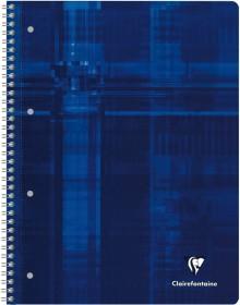 Collegeblock A4 liniert A4, mit Doppelrand rechts u. links, 80 Blatt