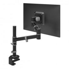 Monitorarm Viewgo 123 schwarz für Monitore bis 8kg, verstellbar