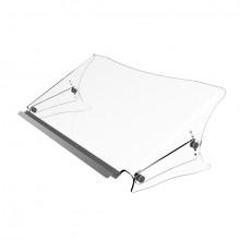 Dokumentenhalter Addit 440 acryl geeignet bis Größe A3, verstellbar