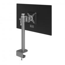 Monitorarm Viewmate 652 silber für Monitore bis 15kg, verstellbar