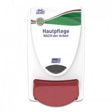 Deb Stoko Spender Hautpflege DE weiß, 1 Liter-Kartusche, für Stokolan Light
