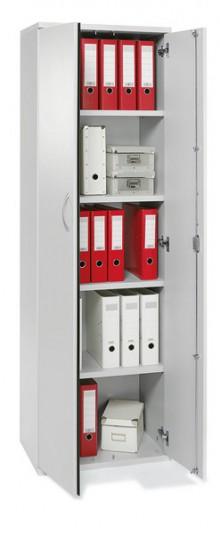 Büroschrank mit Flügeltüren inklusive 4 Fachböden