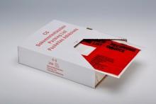 UNIPACK Begleitpapiertasche C5, mit Druck, Lieferschein/Rechnung