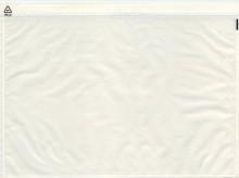 UNIPACK Begleitpapiertasche C4, ohne Druck, transparent