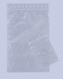 Debagrip Druckverschlussbeutel 60x80 mm, 50µ, transparent