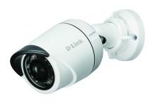 Mini Bullet Vigilance 3MP Outdoor Camera, 1x 10/100Mbit/s 802.3af PoE