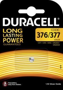 Batterie Silver Oxide, Knopfzelle 376/377, SR66, 1.5V, Watch