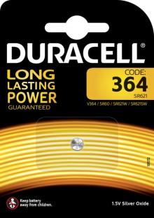 Batterie Silver Oxide, Knopfzelle 364, SR60, 1.5V, Watch