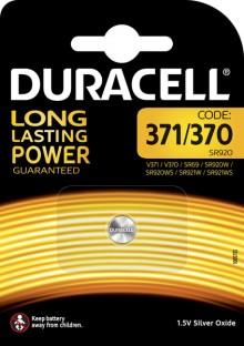 Batterie Silver Oxide, Knopfzelle 370/371, SR69, 1.5V ,Watch