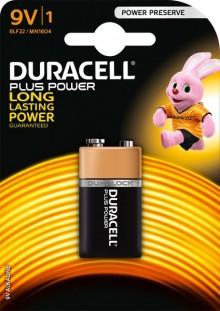 Batterie E-Block plus Power 9V