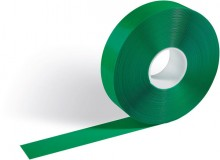 Bodenmakierungsband, grün, selbst- klebend, strapazierfähig, abriebfest