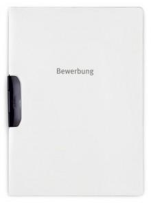 Durable DURASWING Bewerbungsmappe in weiß