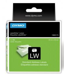 Adress-Etiketten 28x89mm weiß für LabelWriter, permanent