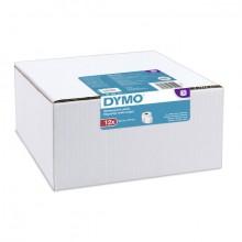 Vielzwecksetikett 32x57mm f. LW ablösbar, weiß, 1000 Etiketten/Rolle