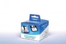 Disketten-Etikett 54x70mm weiß für LabelWriter