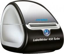 Labelwriter DYMO 450 Turbo blau/graumetallic,elegantes Design