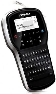 Beschriftungsgerät LM 280P zur Bandbeschriftung D1