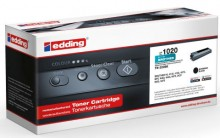 Edding Toner 1020 Brother TN-320BK