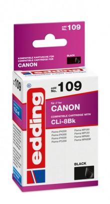 Edding Tinte 109 Canon CLI-8 black Ersetzt: Canon CLI-8BK