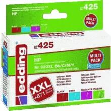 Edding Tinte 425 HP 920XL (CD975/CD972/CD973/CD974) Multipack