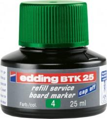 Nachfülltusche in Flasche 25ml grün grün für Boardmarker edding 28,29,