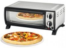 Gourmet- und Pizzaofen inkl. Pizza-Stein Ø 30 cm
