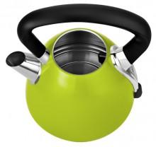 Edelstahl-Wasserkocher, apfelgrün 1,7 L, 360° cordless, Edelstahl-
