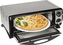 Gourmet- und Pizzaofen, 13 Liter inkl. Pizza-Stein Ø 30 cm