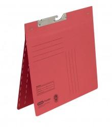 Pendelhefter A4, rot, Zweifalz für kaufm. und Amtsheftung, 320g/qm