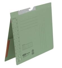 Pendelhefter A4, Amtsheftung, Dehn- tasche, grün, 320 g/qm