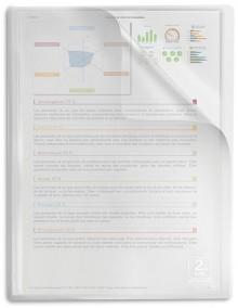 Sichtbuch 2nd Life A4, 40 Hüllen, Recyceltes PP, transparent