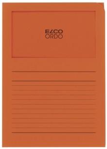 Elco Ordo classico Organisationsmappe in orange