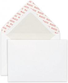 Briefumschlag weiss, C6, 100 g, FSC-Papier, Haftklebung, ohne