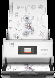 Dokumentenscanner WorkForce DS-32000 DIN A3, inkl. UHG