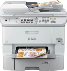 Tintenstrahldrucker WorkForce Pro WF-6590DWF, inkl. UHG