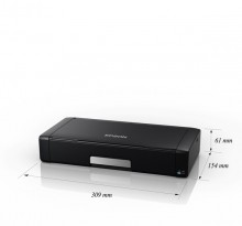 Tintenstrahldrucker WorkForce WF-100W, inkl. UHG