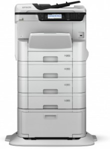 Multifunktionsgerät WorkForce Pro Pro WF-C8690D3TWFC, inkl. UHG
